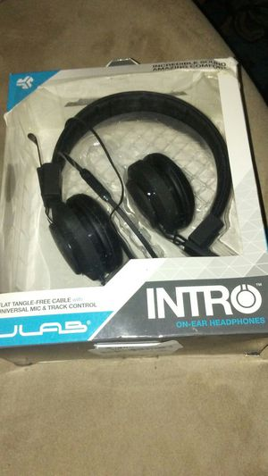 Intro On Ear wired headphone for Sale in Nashville, TN
