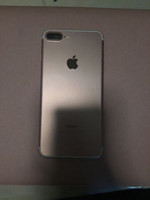 iPhone 7 Plus, Rose Gold (VERIZON) for Sale in Raleigh, NC