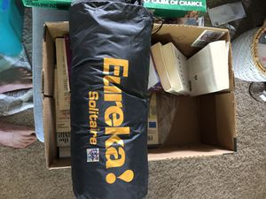 Eureka single person camping festival tent for Sale in Albany, OR