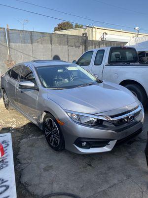 2016 Honda Civic EX L Turbo for Sale in Irwindale, CA