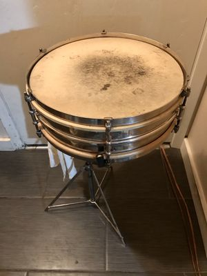 1920's Ludwig Pioneer Snare Drum Set for Sale in Boise, ID