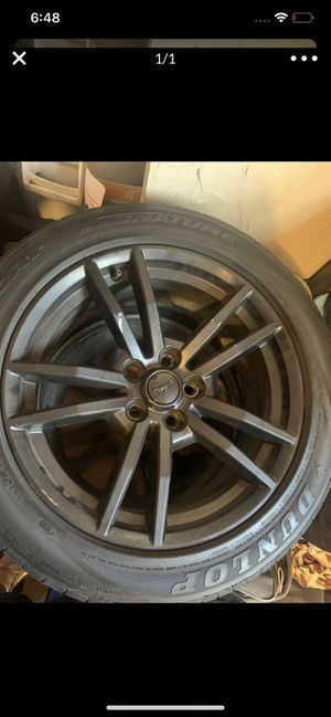 Mustang rims for Sale in Los Angeles, CA