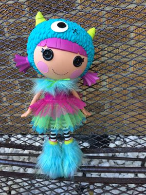 lalaloopsy doll full size for Sale in Grand Rapids, MI