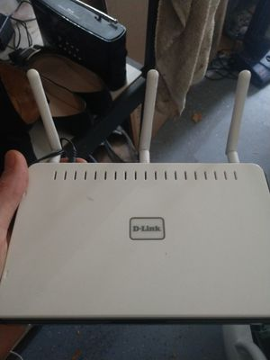 D-Link Router for Sale in Twin Falls, ID