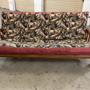 Futon Bed In Great Condition $120 for Sale in Lawndale, CA