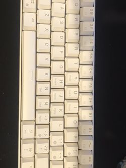 Rk61 Gaming Mechanical Keyboard for Sale in Portland,  OR