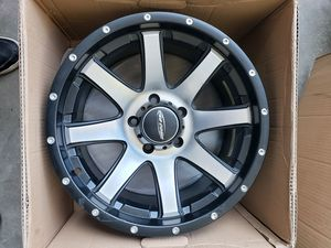 Pro Comp 86 Series, 17x9 Wheel with 5 on 5 Bolt Pattern **one rim only** for Sale in Corona, CA