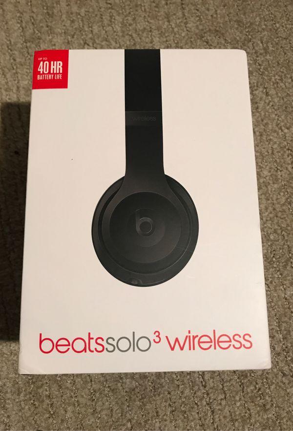 Beats Solo3 Wireless On-Ear Heaphones