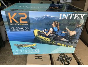 Inflatable kayak for sale for Sale in Jupiter Point, CT