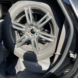 20 inch rims and tires for sale room for Sale in Dallas, TX