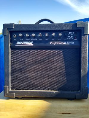 Washburn Amp for Sale in Rancho Palos Verdes, CA