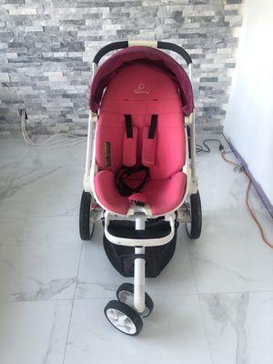 Quinny Pink Stroller Set / Coche Quinny Rosado for Sale in Coral Gables, FL