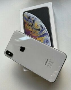 iPhone XS Max // iCloud Unlocked // Factory Unlocked for, Excellent Condition like New for Sale in Springfield,  VA