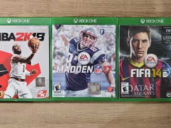 Xbox One Games for Sale in Charlottesville,  VA