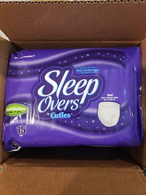 New Sleepovers by cuties for Sale in Houston, TX