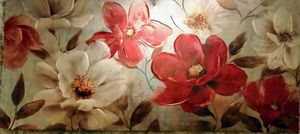 Large floral painting for Sale in HI, US