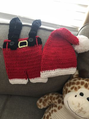 Baby Santa outfit for Sale in Sun City, AZ
