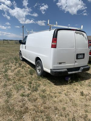 09 Chevy express for Sale in Peyton, CO