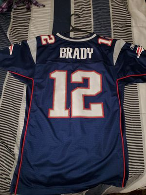 Tom Brady New England Patriots Jersey for Sale in Mesa, AZ