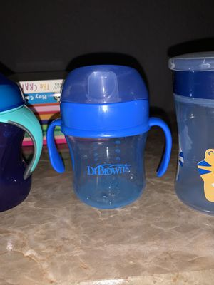 Dr Browns sippy cup for Sale in San Antonio, TX
