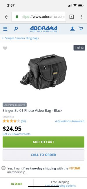 Camera bag and card holder for Sale in Palm Coast, FL