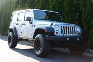 2009 Jeep Wrangler Unlimited X 4WD for Sale in Gresham, OR