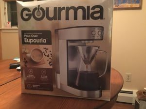 GOURMIA COFFEE MAKER -NEW for Sale in Lansdale, PA