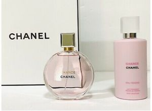 Chance Chanel 🌺Perfume & Lotion Gift Set💎👠 for Sale in Chandler, AZ