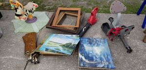 Picture frames and pictures for Sale in Mulberry, FL