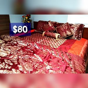 Classic Comforter/Duvet bed Set for Sale in Houston, TX