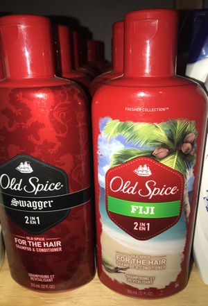 Old spice Shampoo and Conditioner of 12 oz for $2 each for Sale in Houston, TX