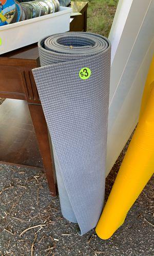 Yoga Mat ((grey)) for Sale in Richmond, VA