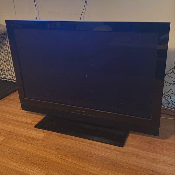 65 Inch Pioneer tv