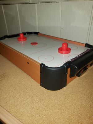 Table Air Hockey 22 inches for Sale in Lanham, MD