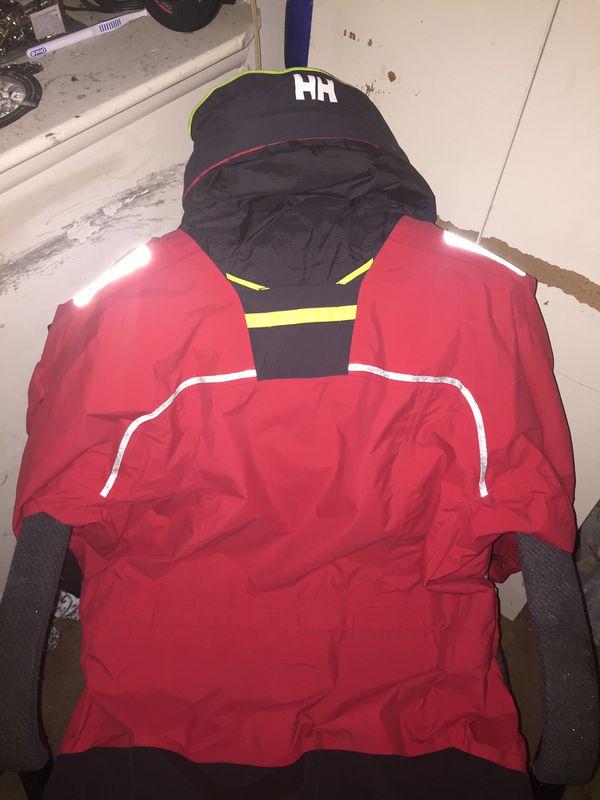Helly Hansen coat