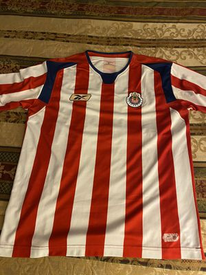 Chivas jersey with Palencia name and number size is large in good condition for Sale in Perris, CA