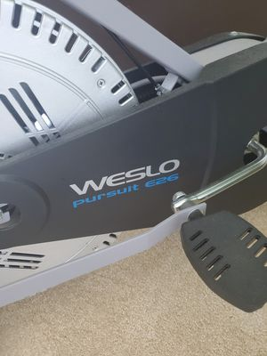 Weslo Exercise Bike for Sale in Toms River, NJ