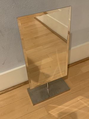 Modern Standing Table Mirror for Sale in San Francisco, CA