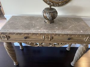 Coffee table, console, end tables for Sale in Staten Island, NY