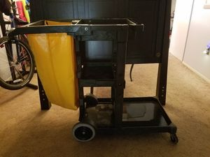 Cleaning cart $65 for Sale in Sarasota, FL