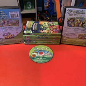 Leap Frog Learning Videos for Sale in Vineland, NJ