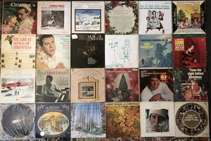 Lot of 24 Christmas Vinyl Records Albums for Sale in Chino Hills, CA