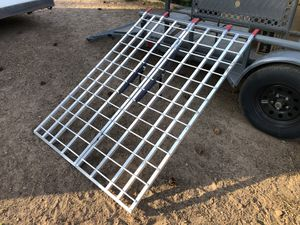 Motorcycle atv loading ramp for Sale in Overgaard, AZ