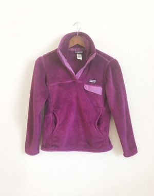 Patagonia Re-Tool Snap-T Fleece Pullover Jacket for Sale in Frisco, TX