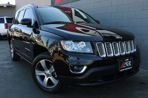 2016 Jeep Compass for Sale in Santa Ana, CA
