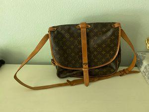 Vintage messenger Louis Vuitton bag for Sale in Oviedo, FL