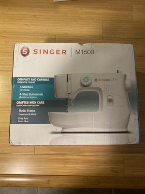 NEW IN BOX Singer M1500 Sewing Machine for Sale in New York, NY