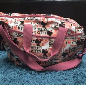 hello kitty diaper bag for Sale in Honolulu, HI