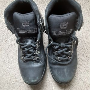 Women's Size 7 - Black Timberland Boots for Sale in Stone Mountain, GA