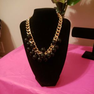 New Gold Chain Necklace And Matching Earrings for Sale in Greenville, AL